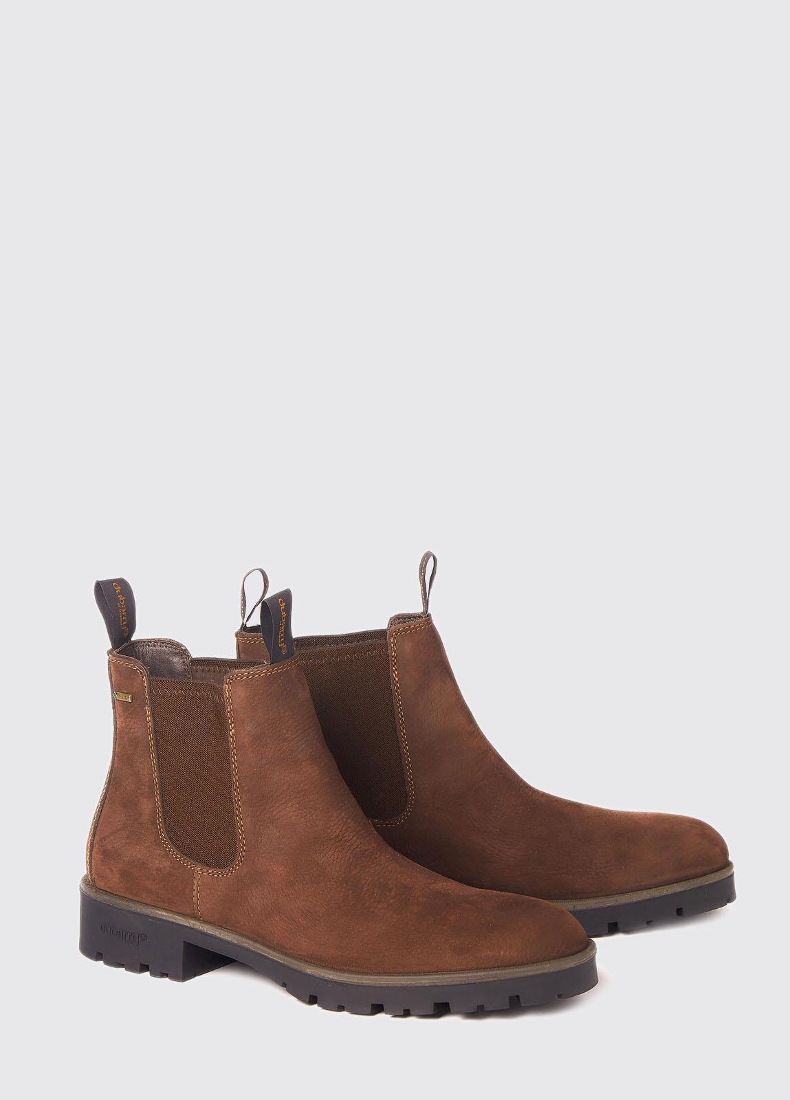 Antrim Country Boot - Walnut