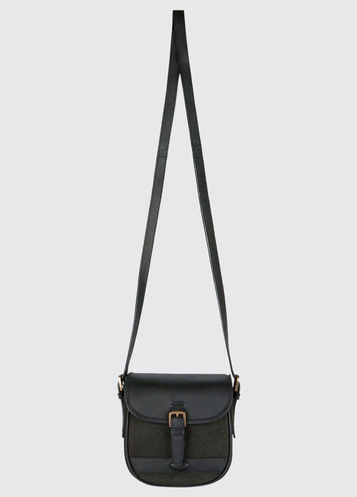 Ballymena Saddle Bag - Black
