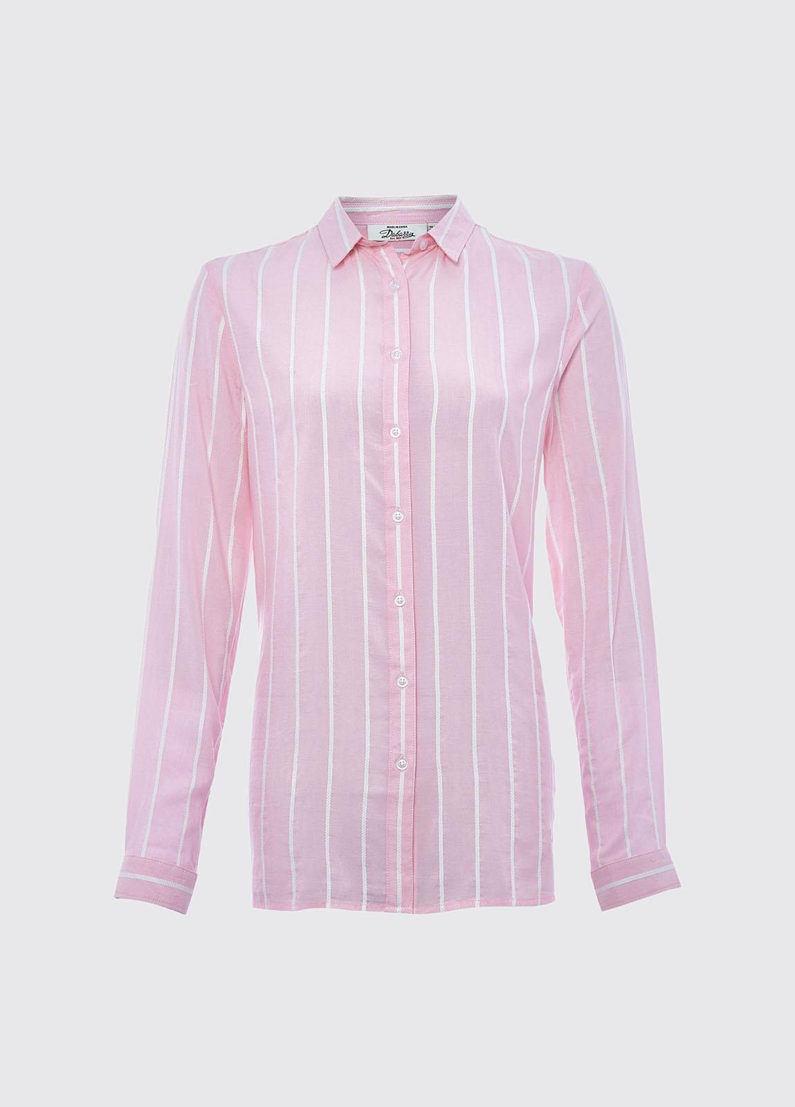 Camellia shirt - Pink