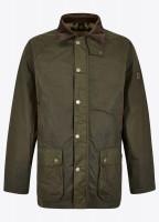 Mountbellew Wax Jacket - Pine