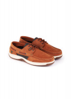 Regatta Deck Shoe - Whiskey