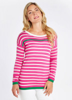 Leixlip Sweater - Orchid Multi