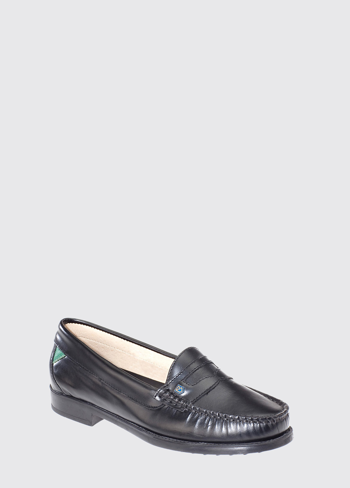 Oxford loafer - Black