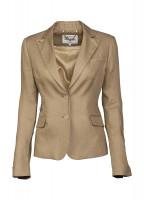 Blairscove Women's Linen Blazer - Sage