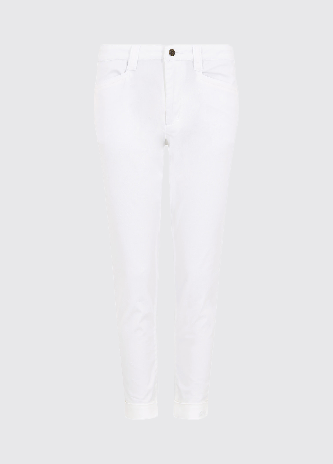Killybegs Chinos - White