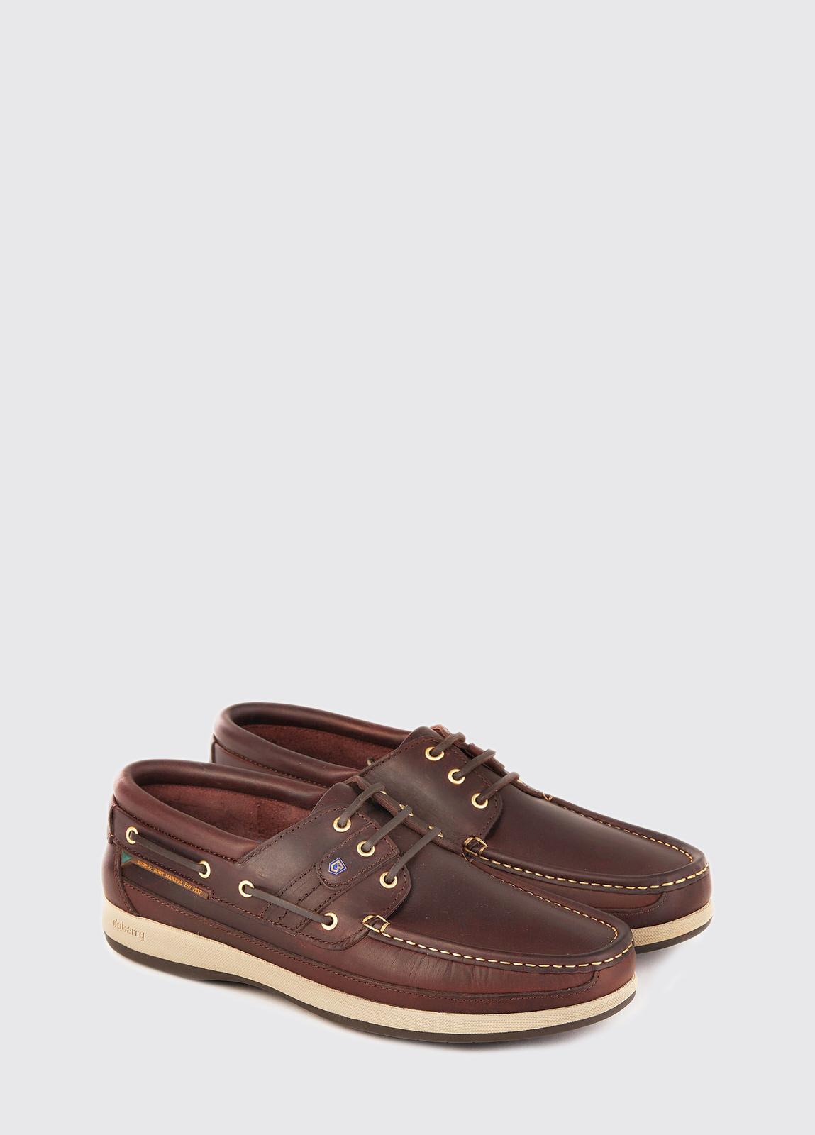 Atlantic Deck Shoe - Old Rum