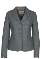 Buttercup Tweed Jacket - Mist