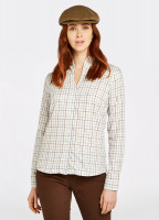 Rosalino Shirt - Walnut Multi