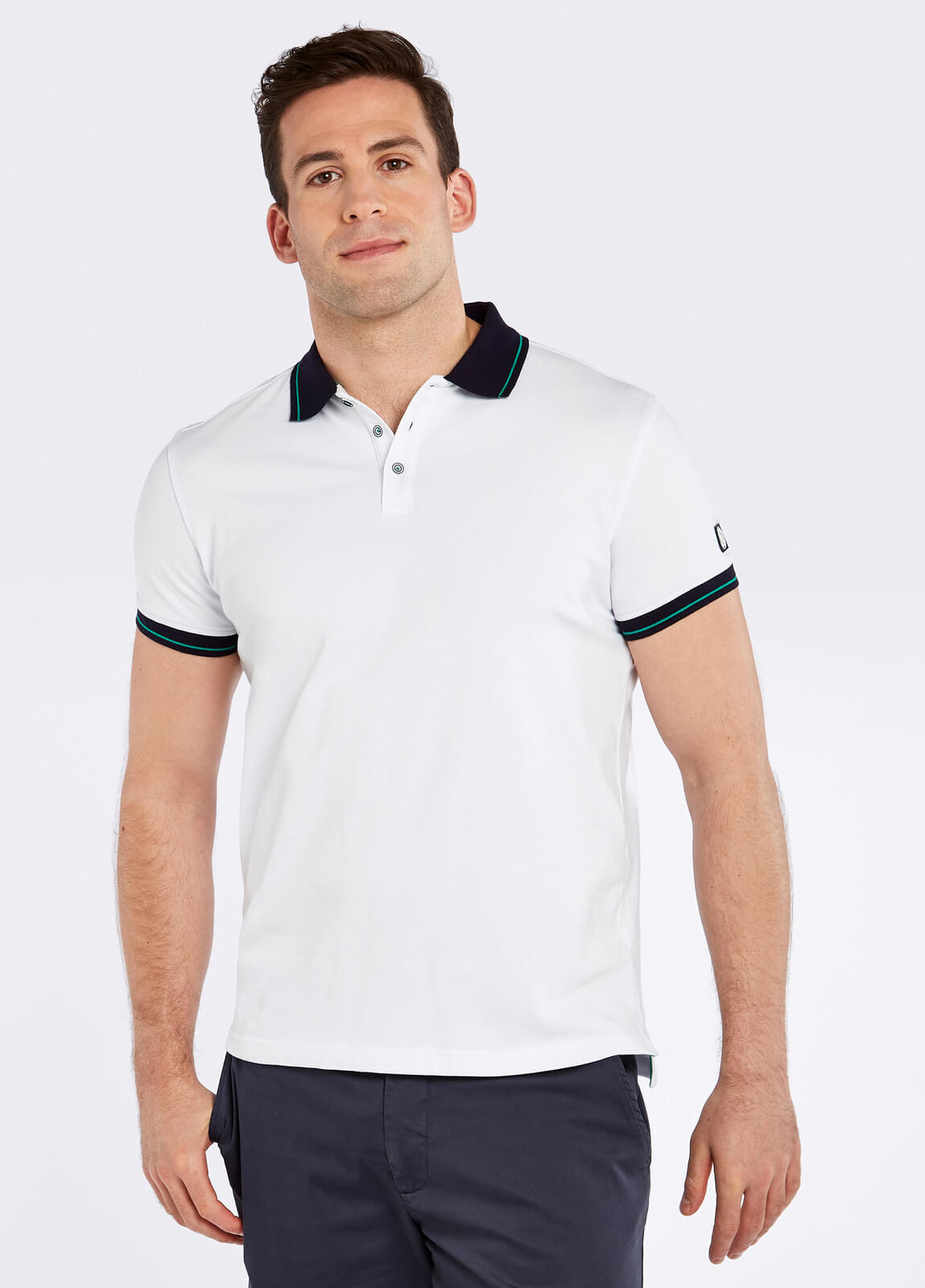 Grangeford_Polo_Shirt_White_on_model
