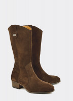 Portobello Leather Soled Boot - Cigar