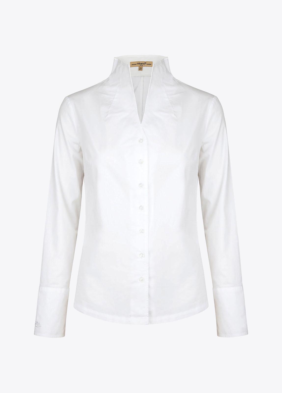 Snowdrop Shirt - White