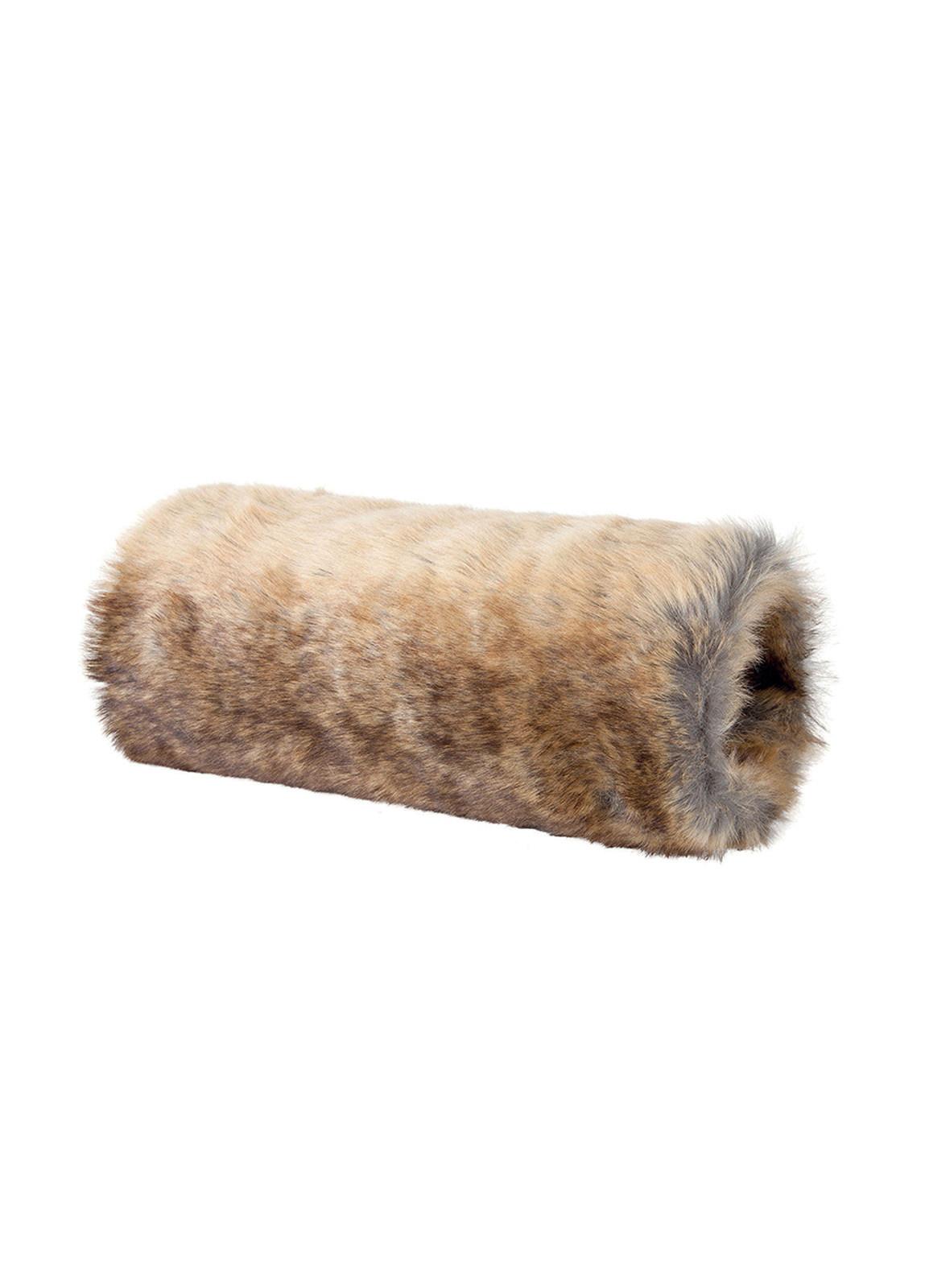 Dubarry_Swords Faux Fur Muff - Chinchilla_Image_2