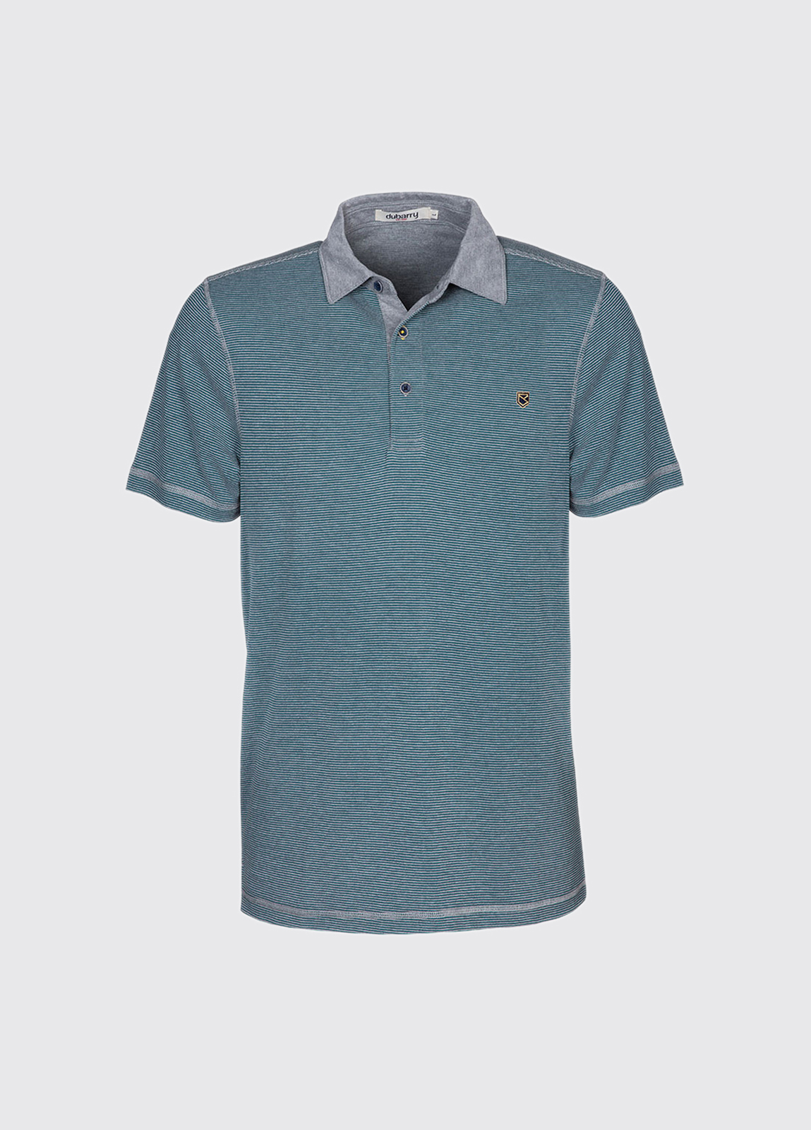 Drumcliff Polo Shirt - Teal