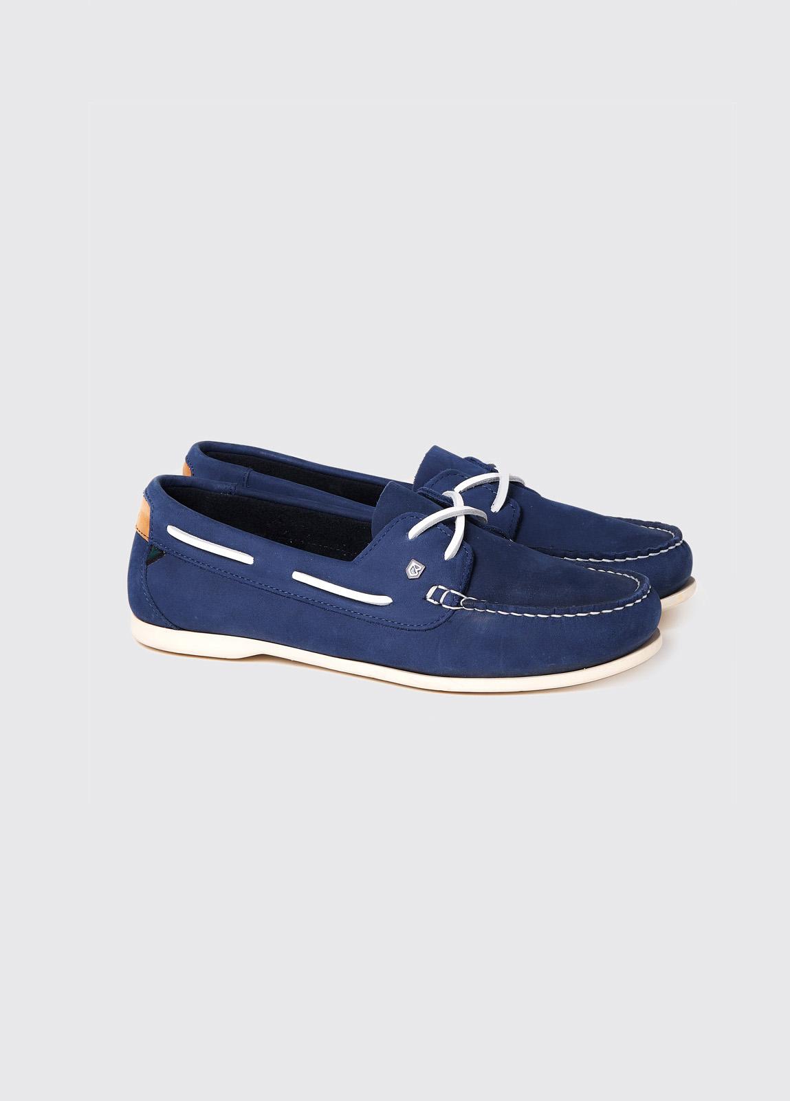 Aruba Deck Shoe - Royal Blue