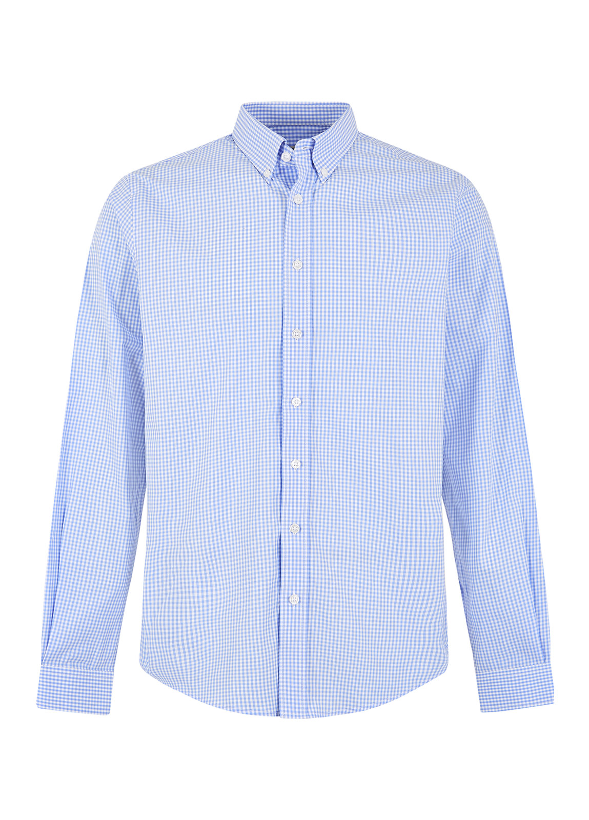 Dubarry_Longwood Shirt - Blue_Image_2