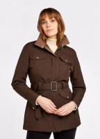 Friel Utility Jacket - Coffee Bean