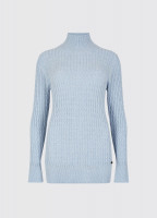 Cormack Women's sweater - Pale Blue