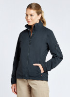 Corfu Women's Crew Jacket - Graphite