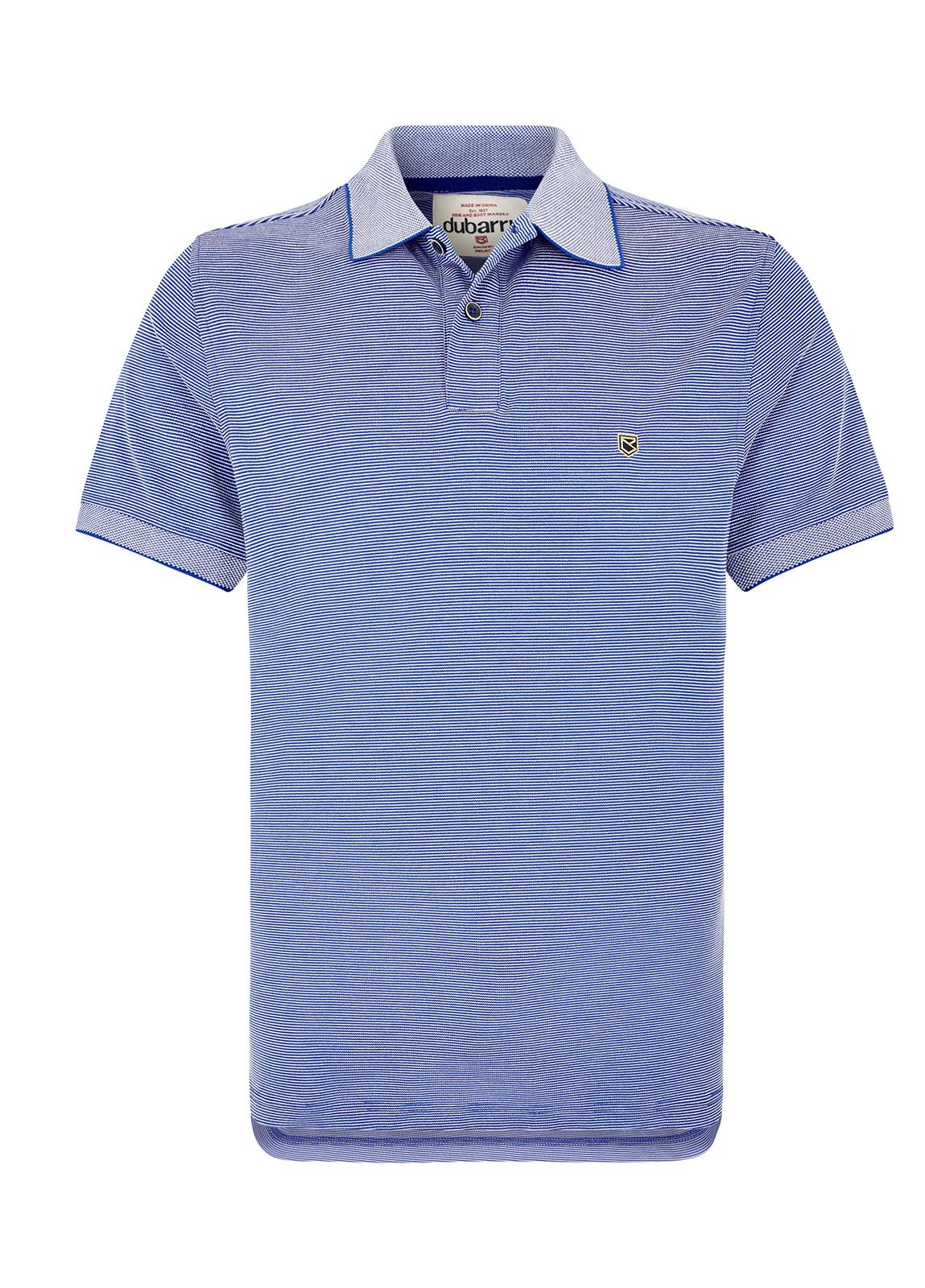 Dubarry_Claremorris Polo Shirt - Royal Blue_Image_2