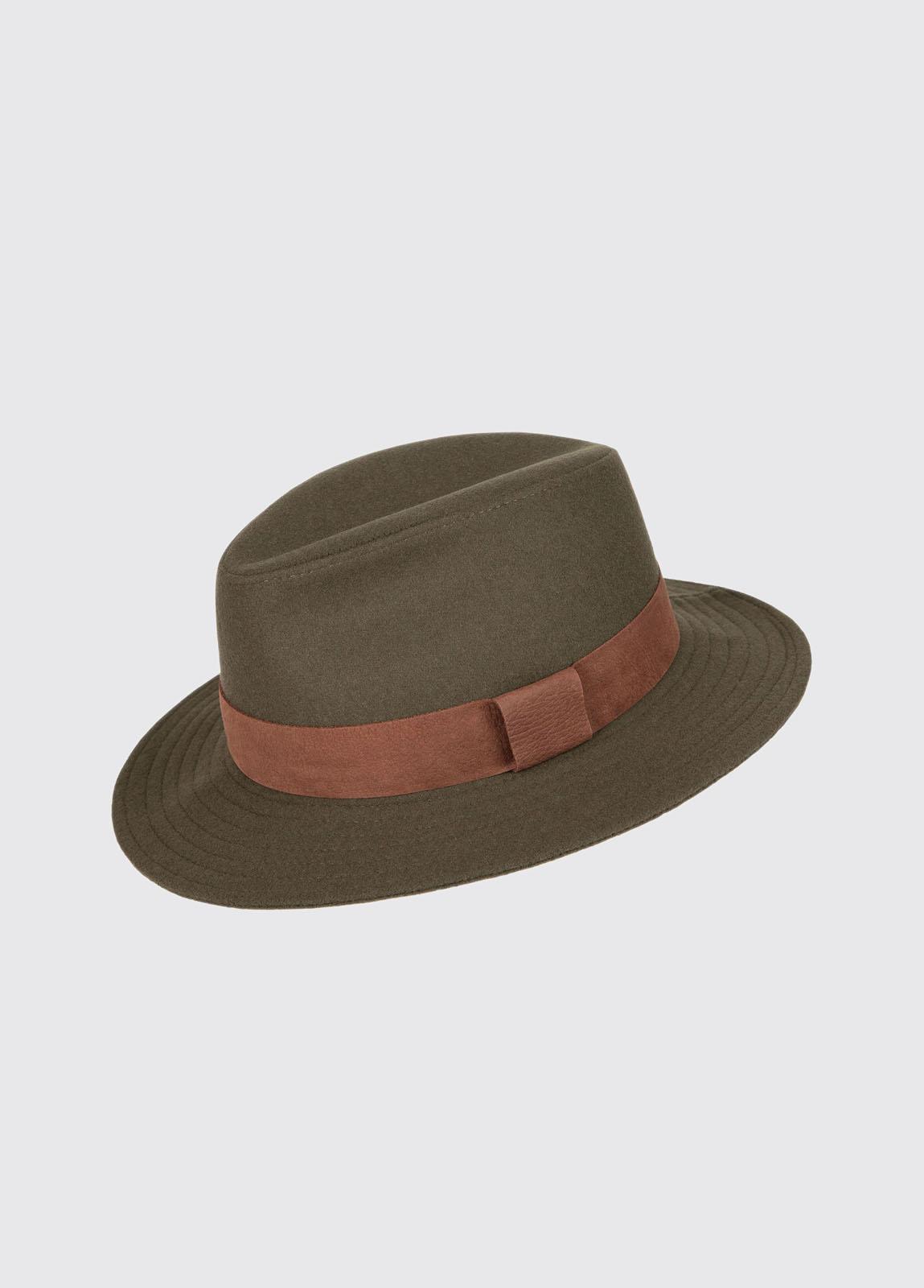 Rathowen Hat - Olive