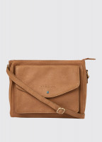 Garbally Cross Body Bag - Tan