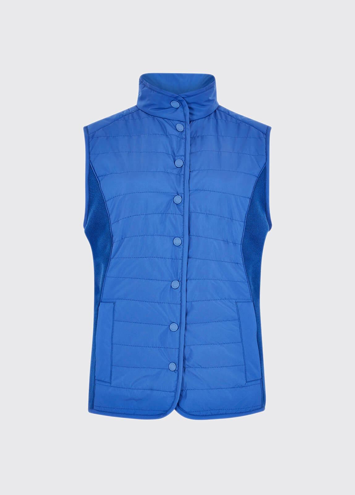 Bayview Gilet - Royal Blue