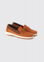 Havana Deck shoes - Café/Caramel