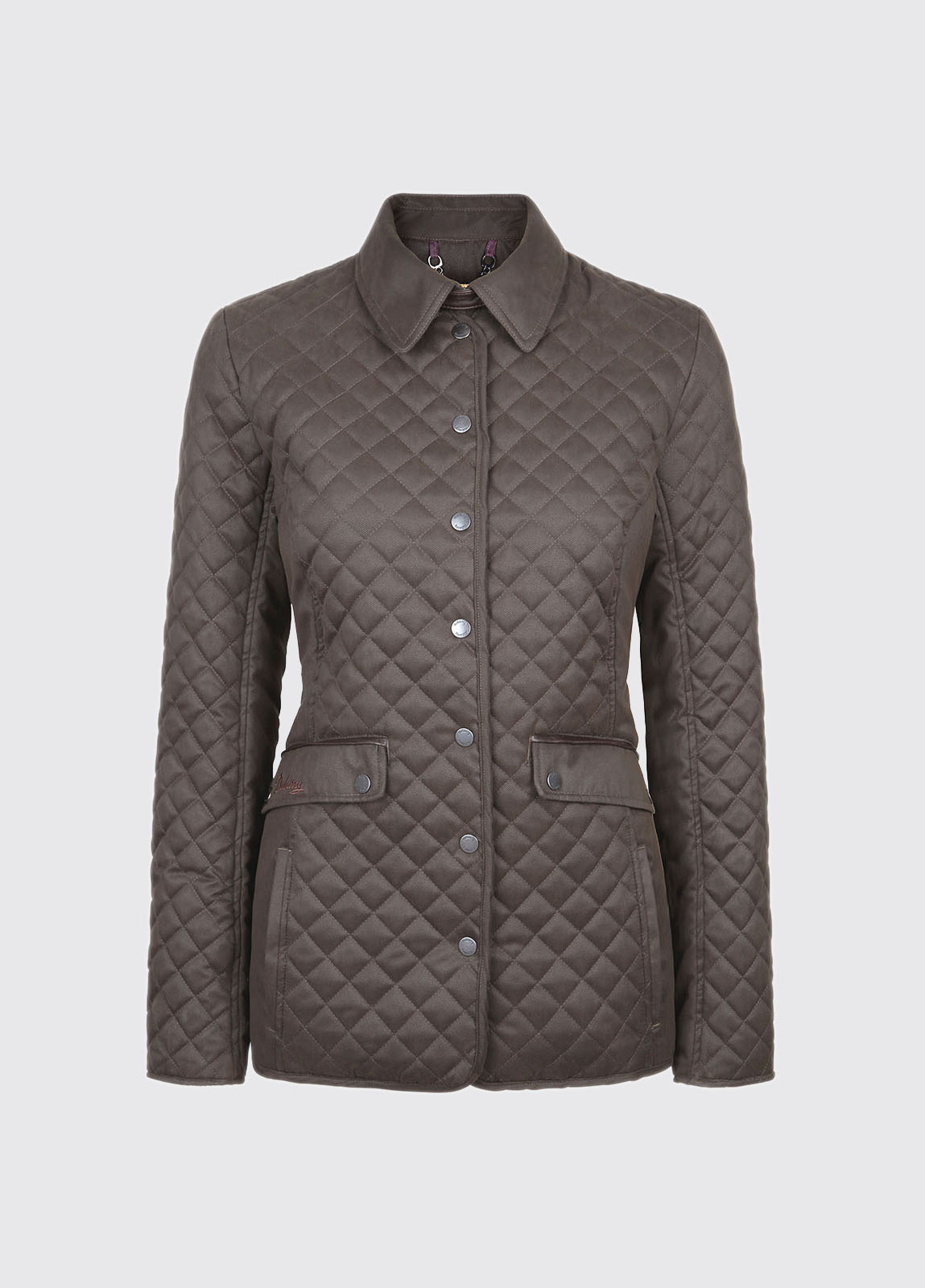 Shaw Women's Quilted Jacket - Verdigris