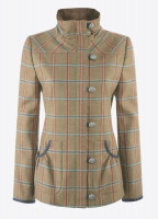 Bracken Tweed Coat - Connacht Meadow