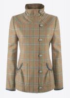 Bracken Tweed Coat - Connacht Meadow