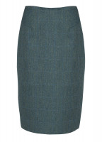 Fern Tweed Skirt - Mist