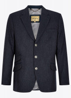 Rockingham Tweed Jacket - Midnight