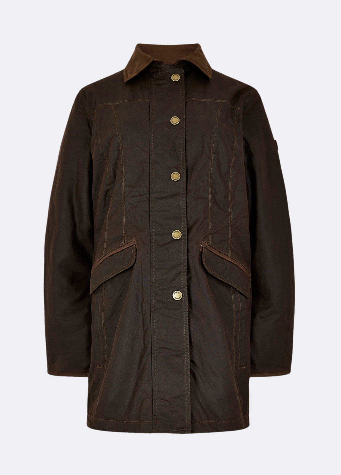 Baltray_Waxed_Jacket_Java_image