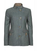 Heatherbell Tweed Jacket - Mist