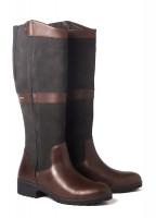 Sligo Country Boot - Black/Brown