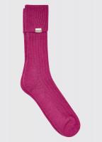 Holycross Alpaca Socks - Pink