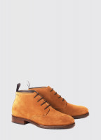 Kilgarvan Lace-up Boot - Camel