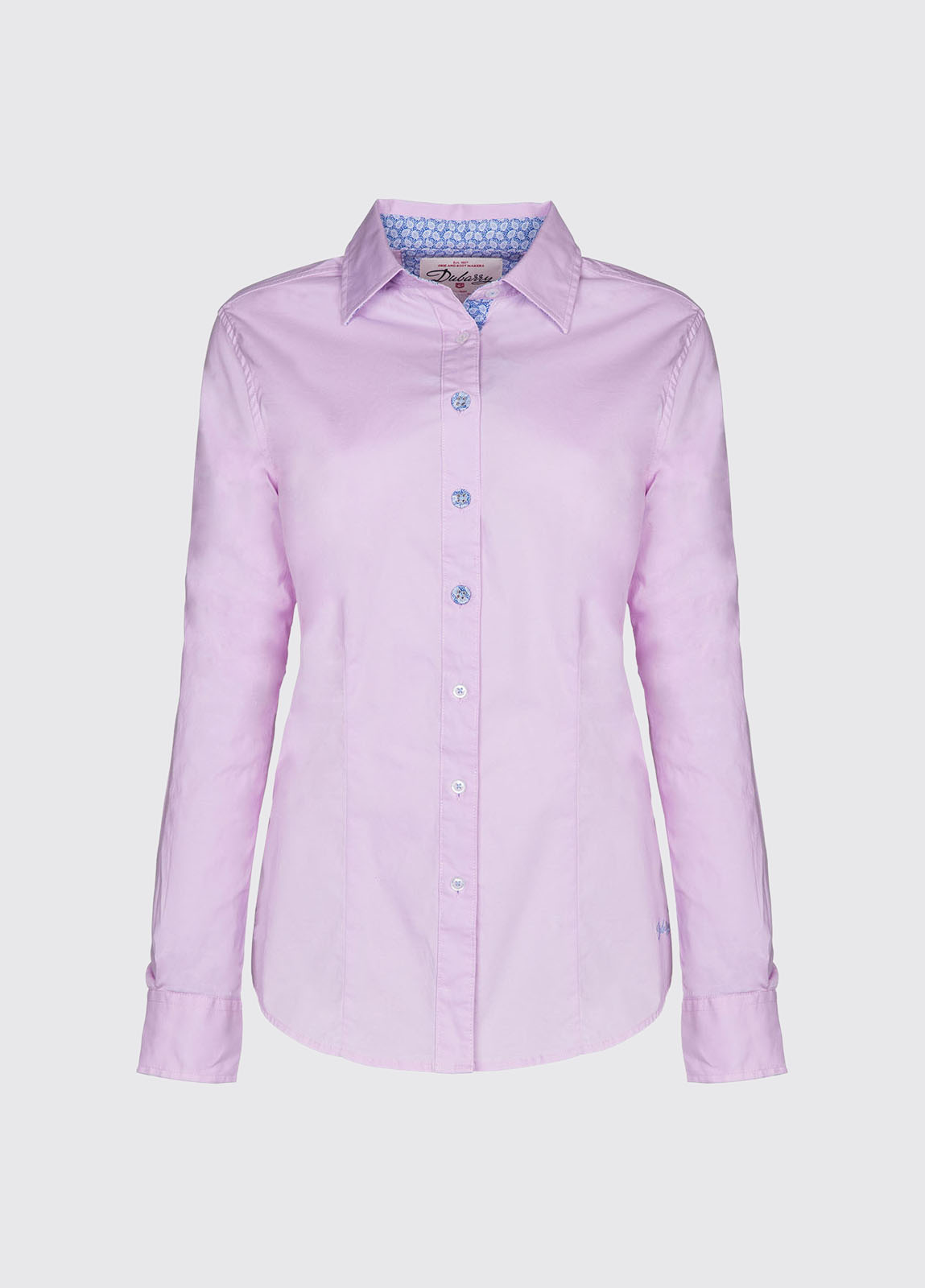 Clematis shirt - Pink