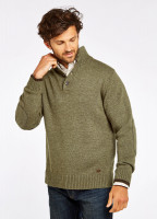 Hughes Sweater - Dusky Green