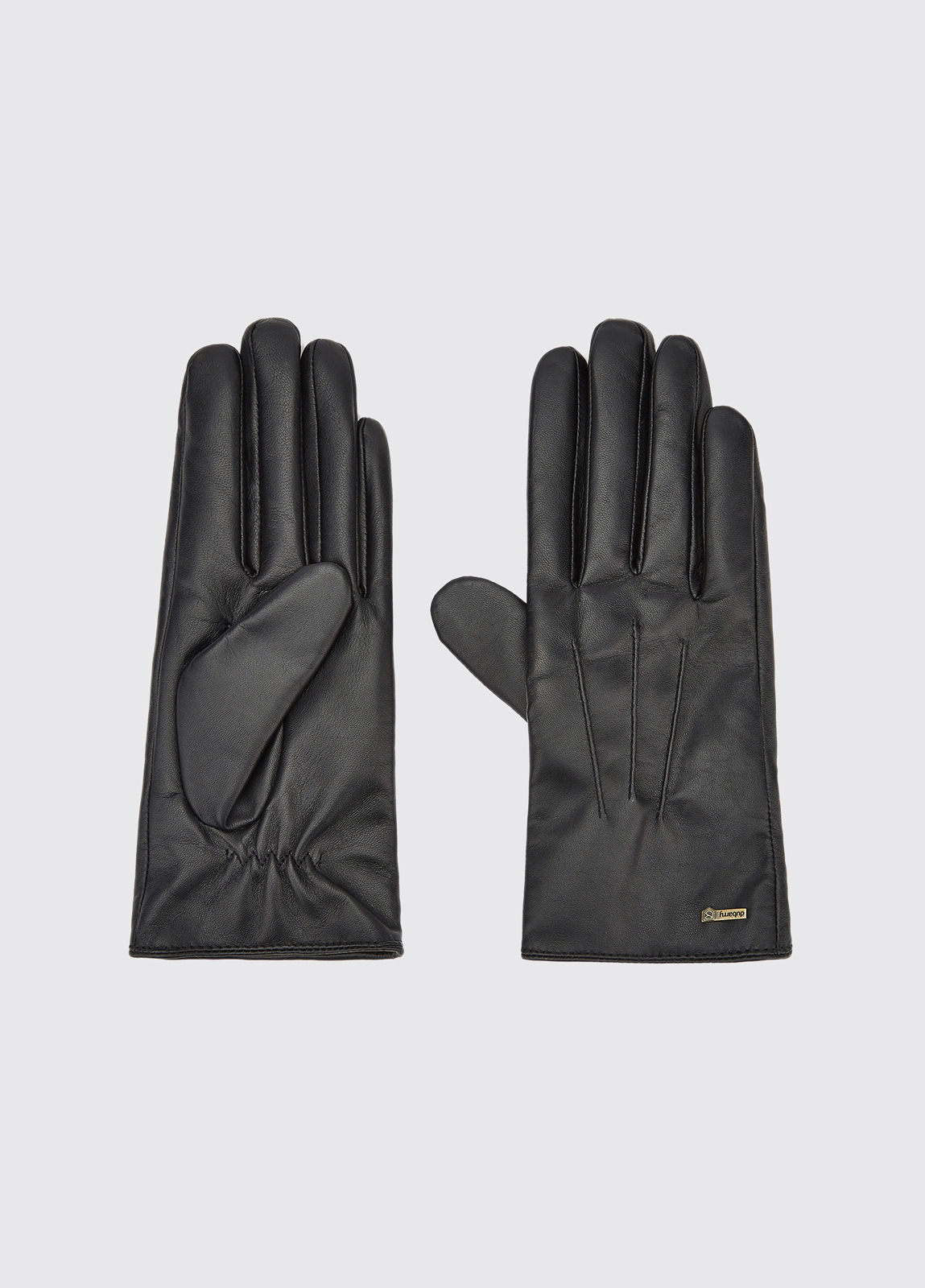 Sheehan Leather Gloves - Black