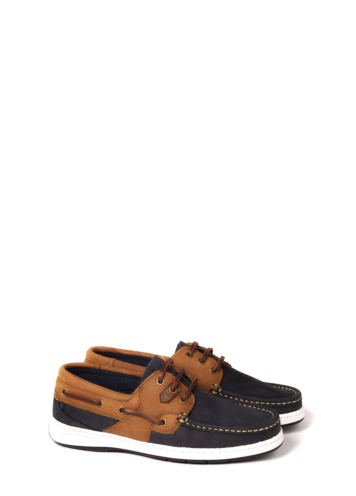 Auckland Loafer - Denim/Tan