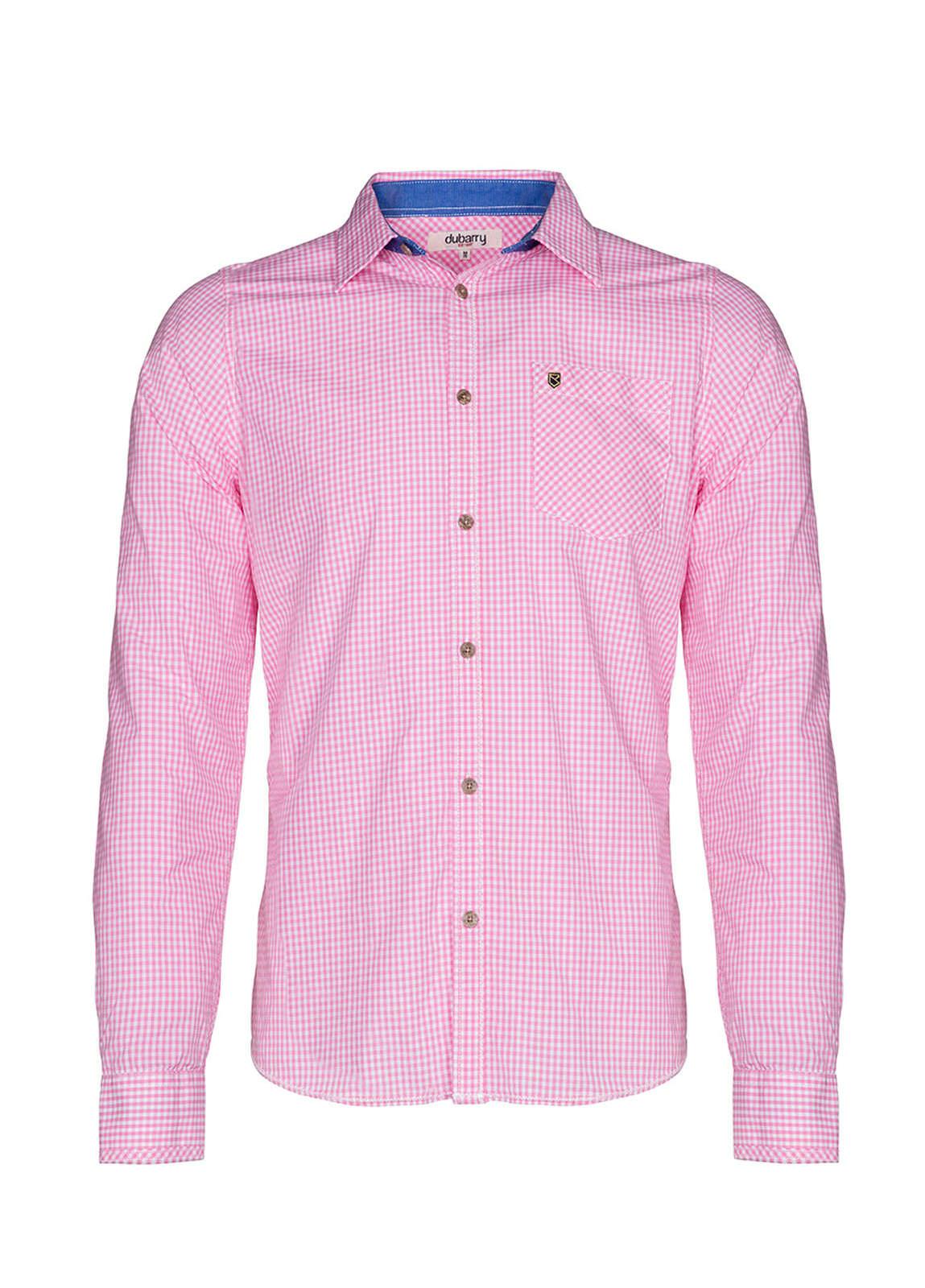Dubarry_ Clonbrock Shirt - Pink_Image_2