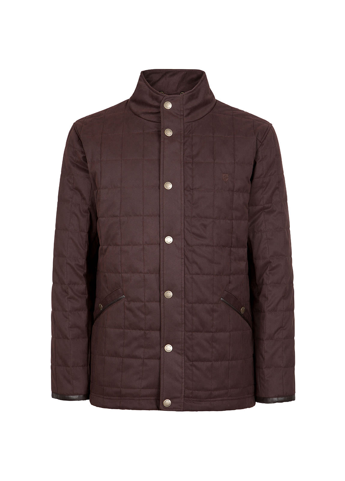 Dubarry_ Beckett Quilted Jacket - Chestnut_Image_2