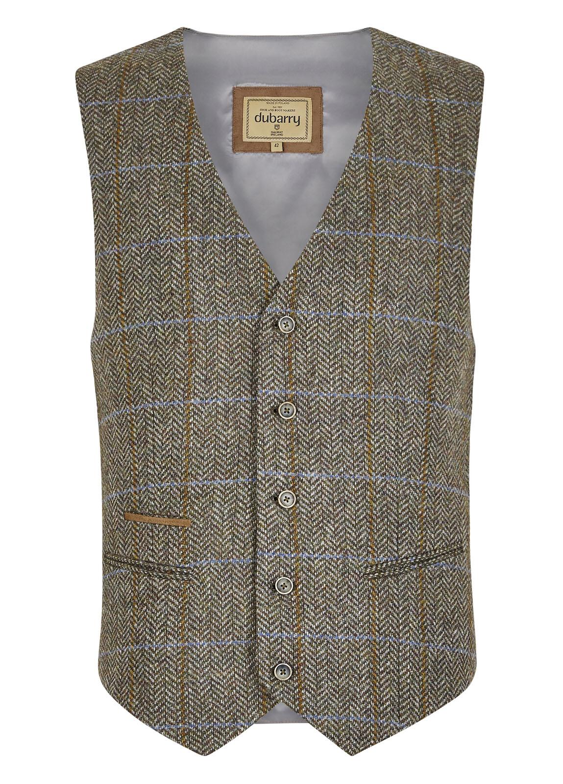 Ballyshannon_Tweed_Waistcoat_Woodbine_Image_1
