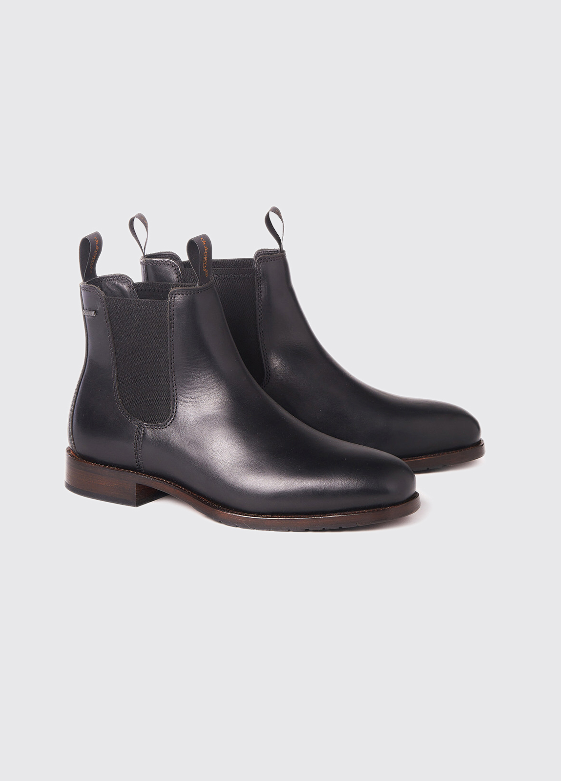 Kerry Leather Soled Boot - Black