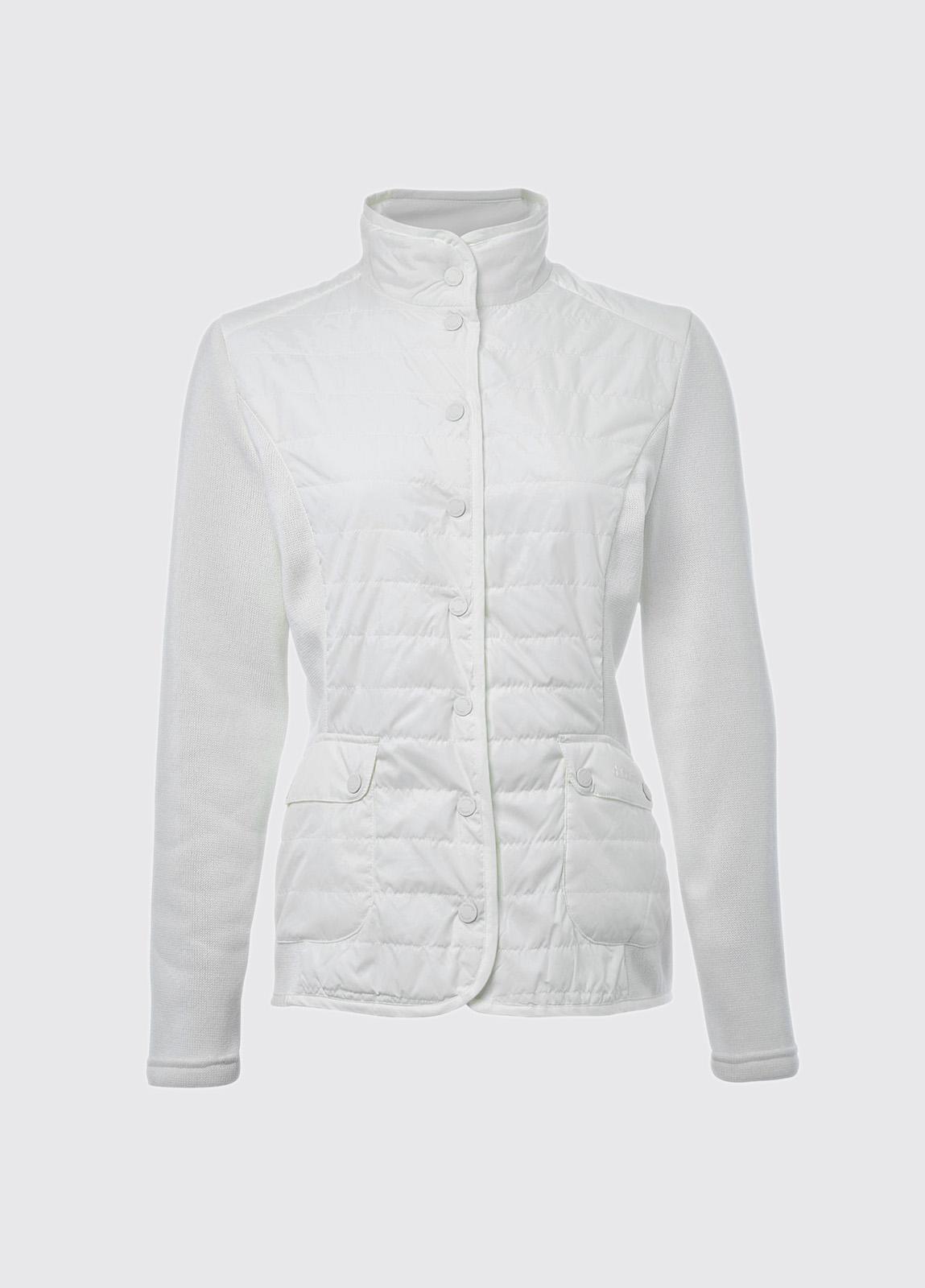 Terryglass jacket - Sail White