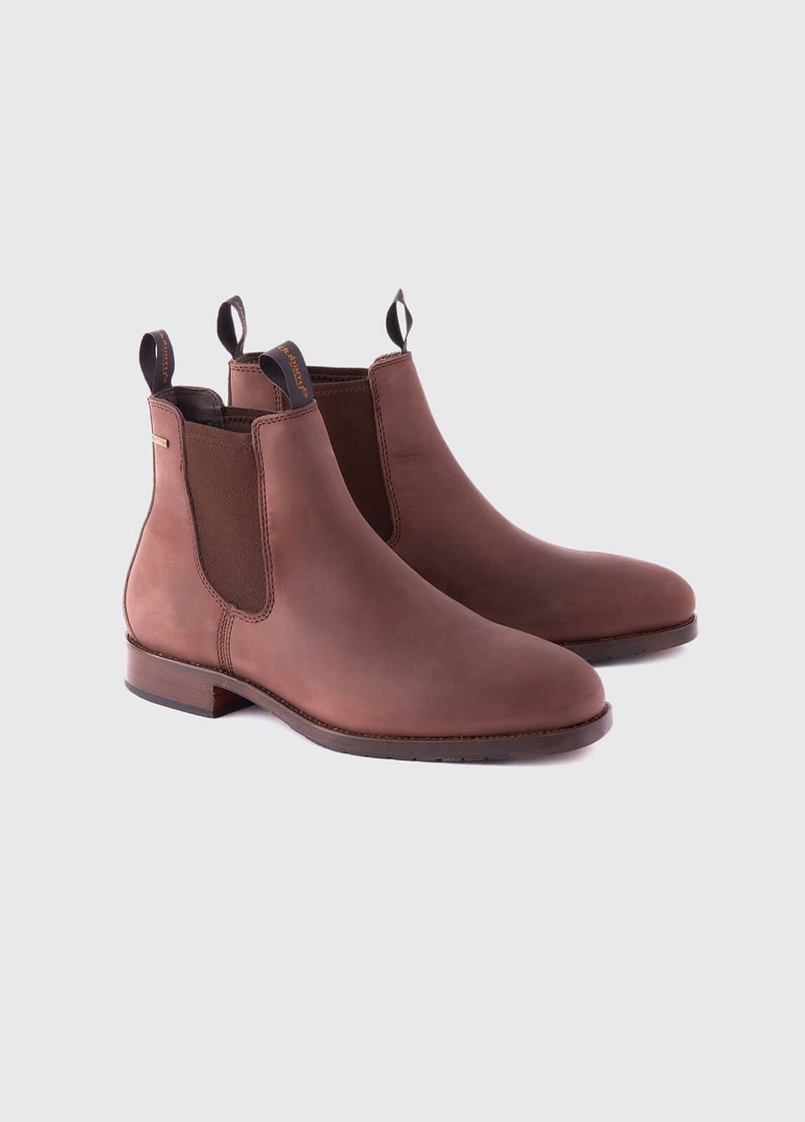 Kerry Leather Soled Boot - Old Rum