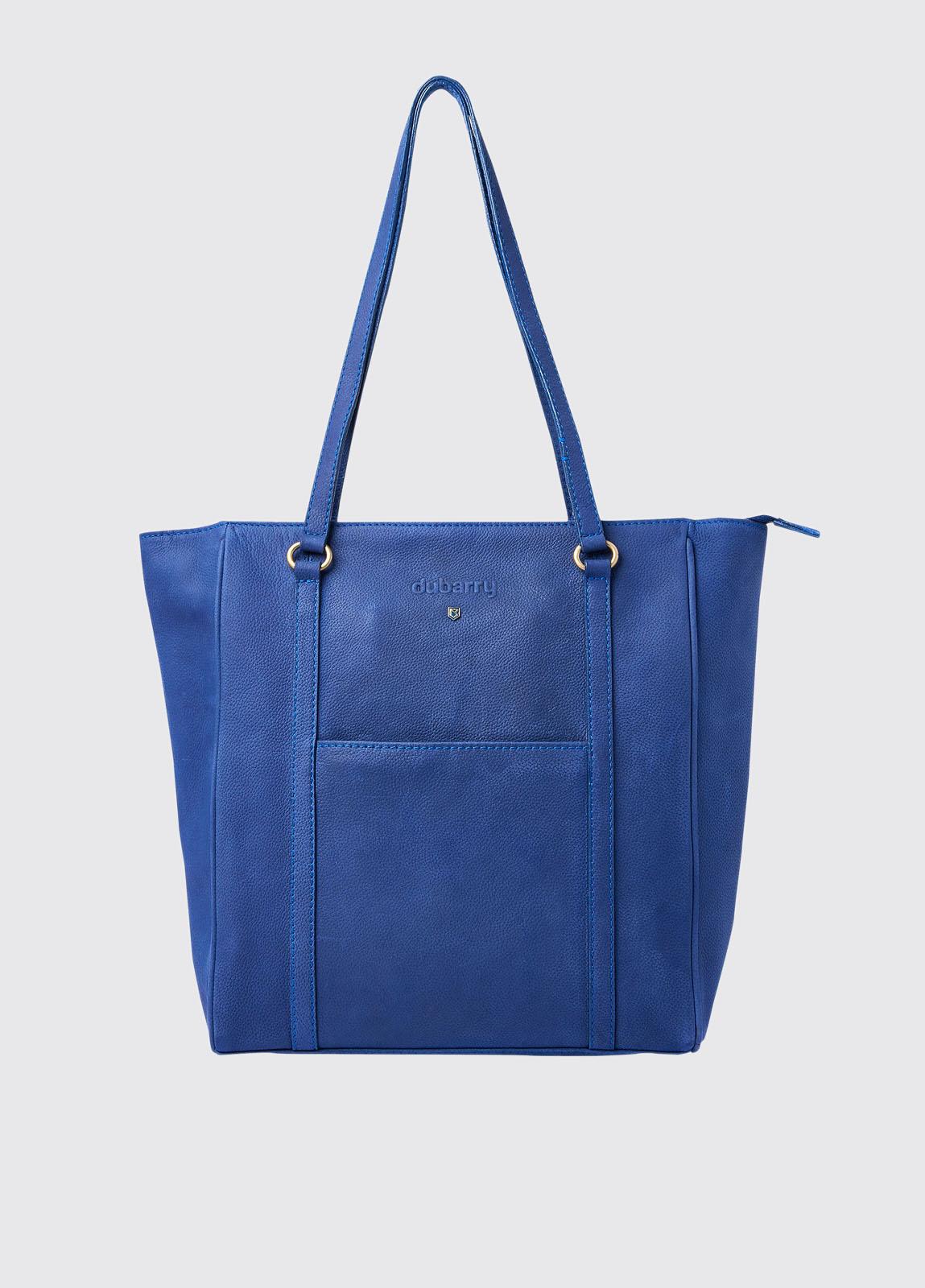 Arcadia Tote Bag - Cobalt