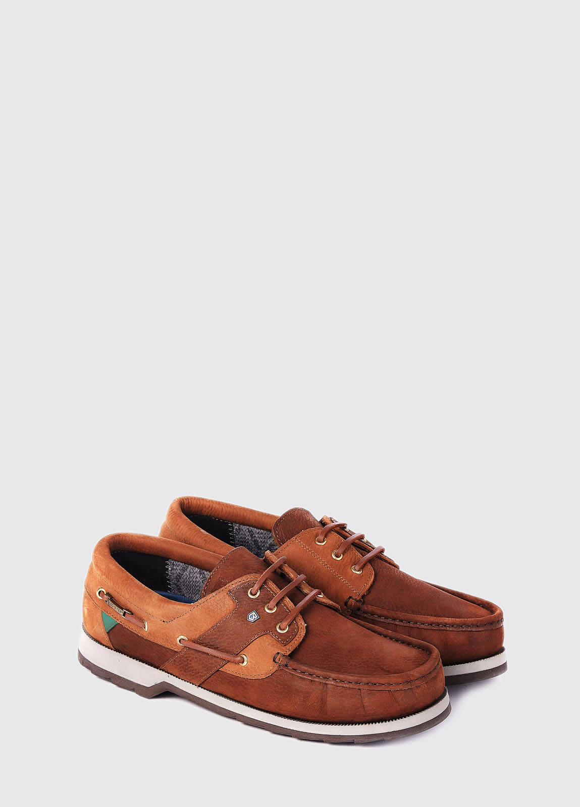 Clipper Deck Shoe - Brown