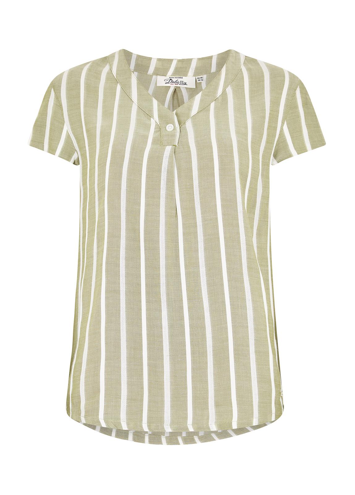 Dubarry_Gardenia Shirt - Tobacco_Image_2